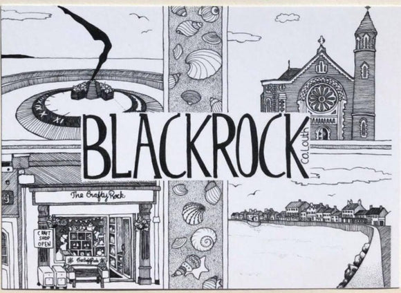 Blackrock Postcard
