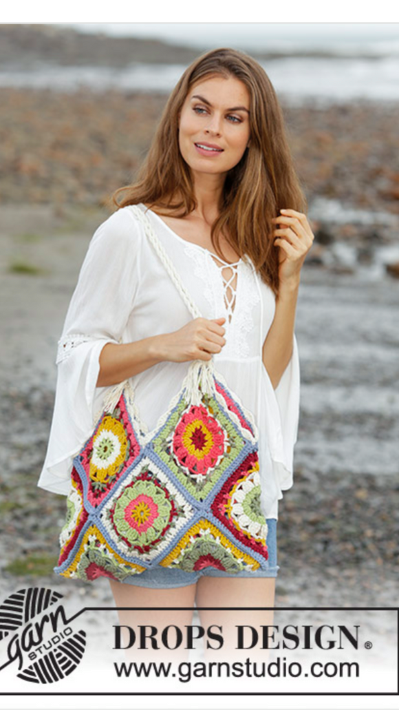 Carry me home crochet bag pack