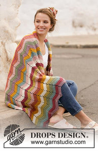 Catch the Rainbow Crocheted Blanket Pack