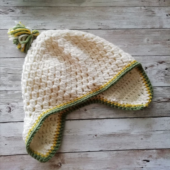 Handmade St Patrick's Day Child's Hat