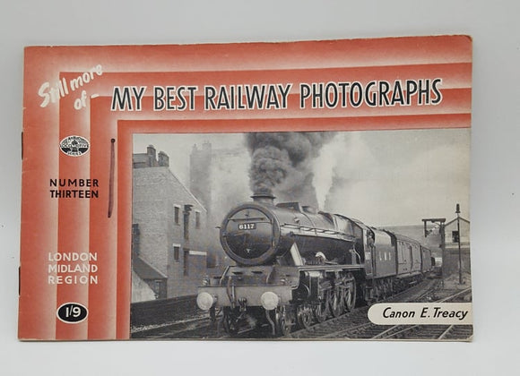 Still More of Best Railway Photographs  No. 13
