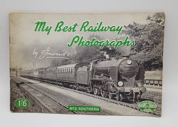 My Best Railway Photographs Book No. 2