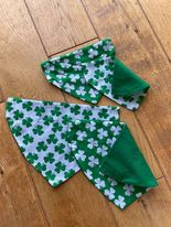 Shamrock/Green Dog Bandana