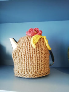 Small Flower Tea Cosy