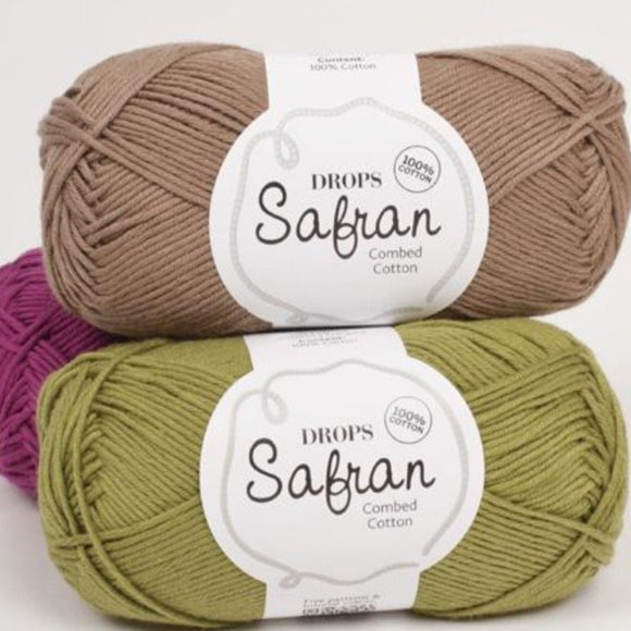 Drops Safran 4 ply cotton