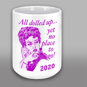 All Dolled Up Mug