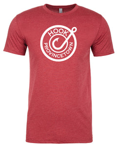 Hook Logo - Red