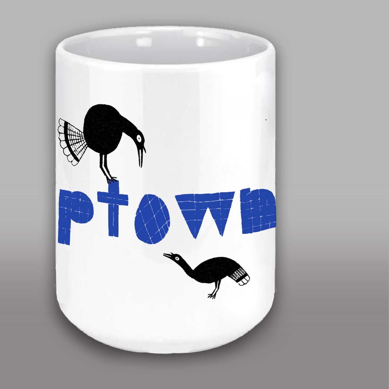 Ptown Turkeys Mug