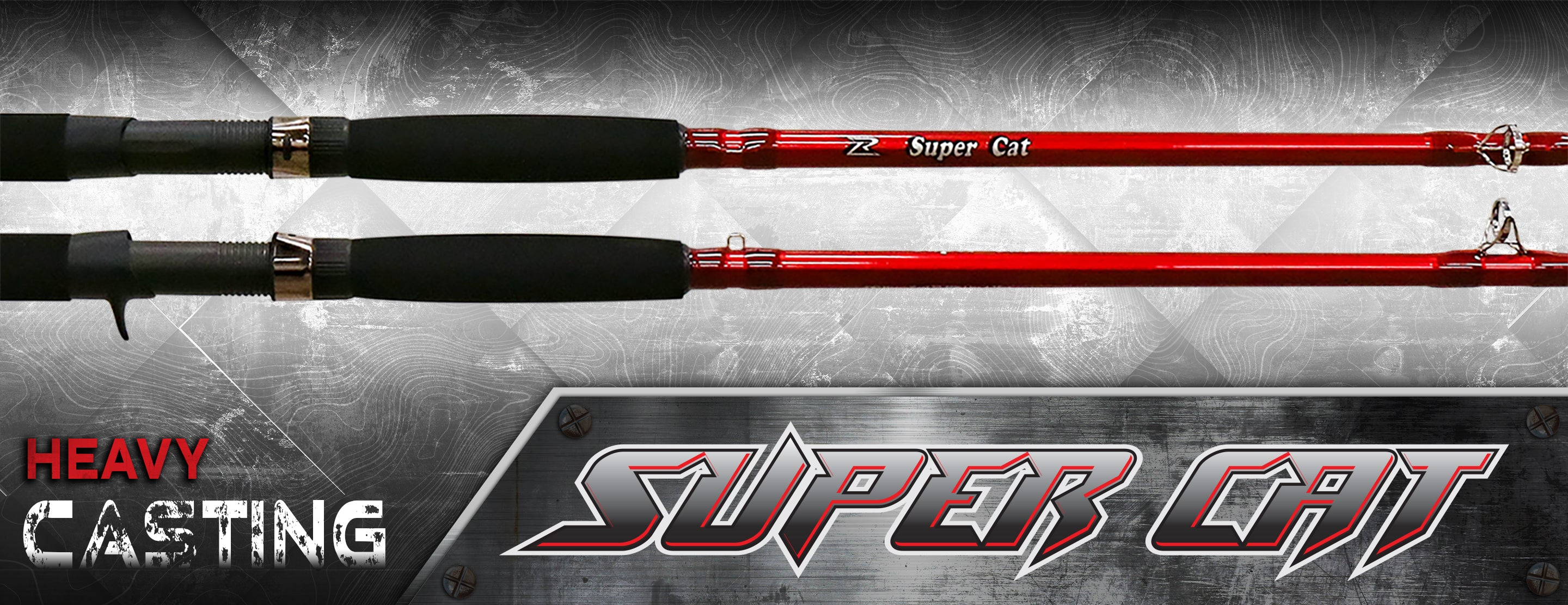 Super Cat Heavy Casting 7'6""