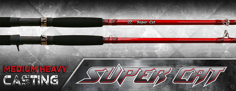 Super Cat Medium Heavy Casting 7'6""