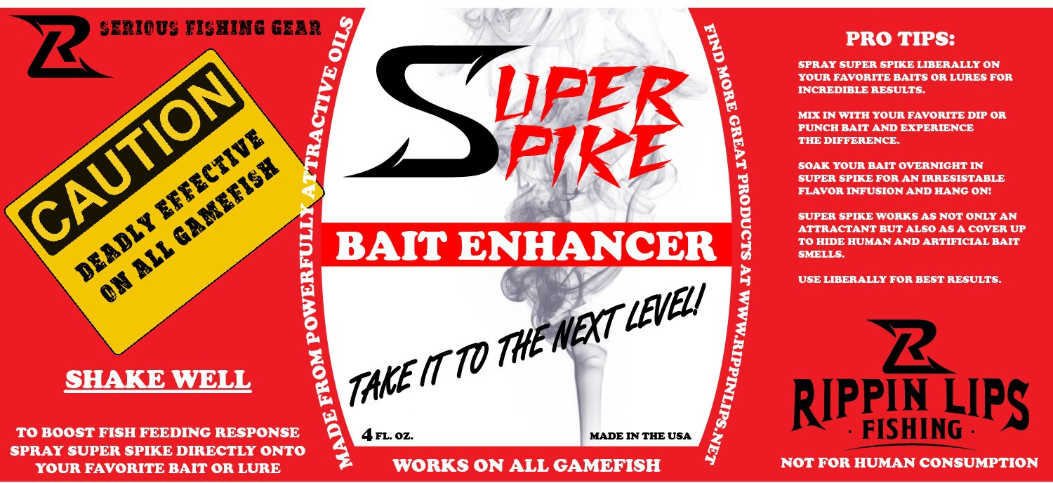 Super Spike Bait Enhancer