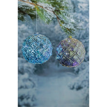 "Load image into Gallery viewer, 8"" Shatterproof Twinkling Ornament"