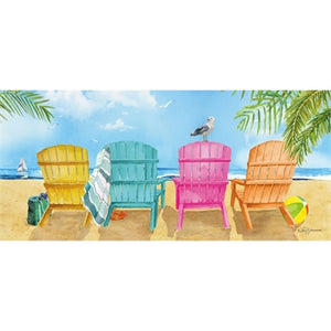 Beach Chairs Sassafras Mat