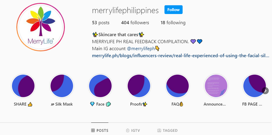 MerryLife PH  skincare beauty products - Real Testimonies from Real People