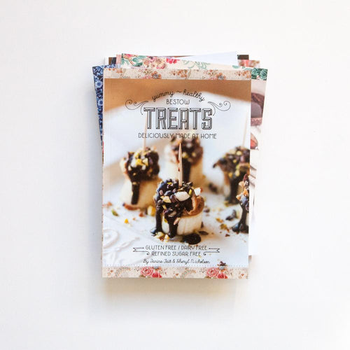 Bestow Treats I Cookbook