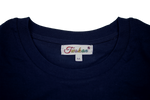 Lade das Bild in den Galerie-Viewer, Surfer Twokan Icon Shirt in Navy Blue