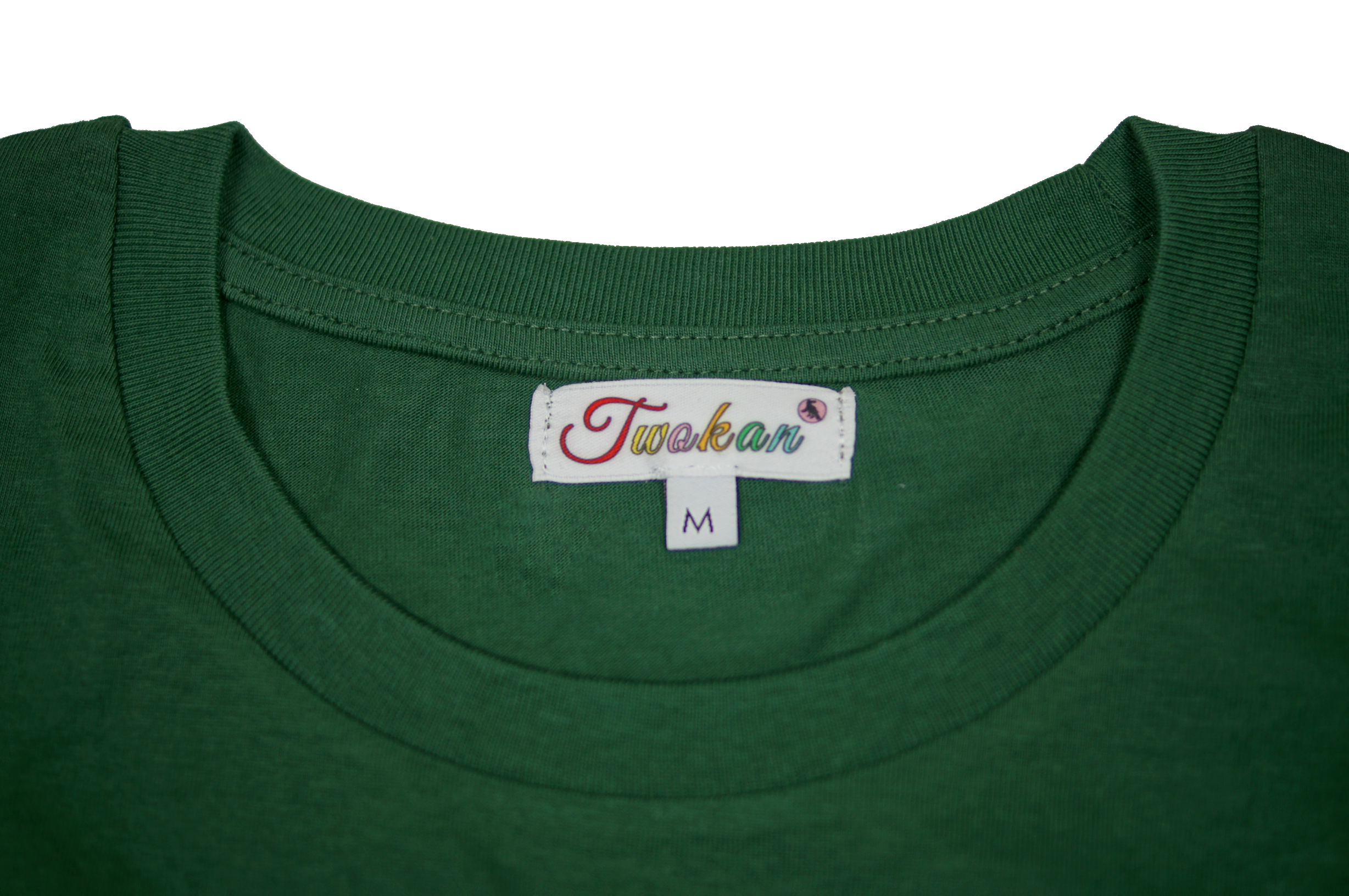 Surfer Twokan Icon Shirt in Golf Green