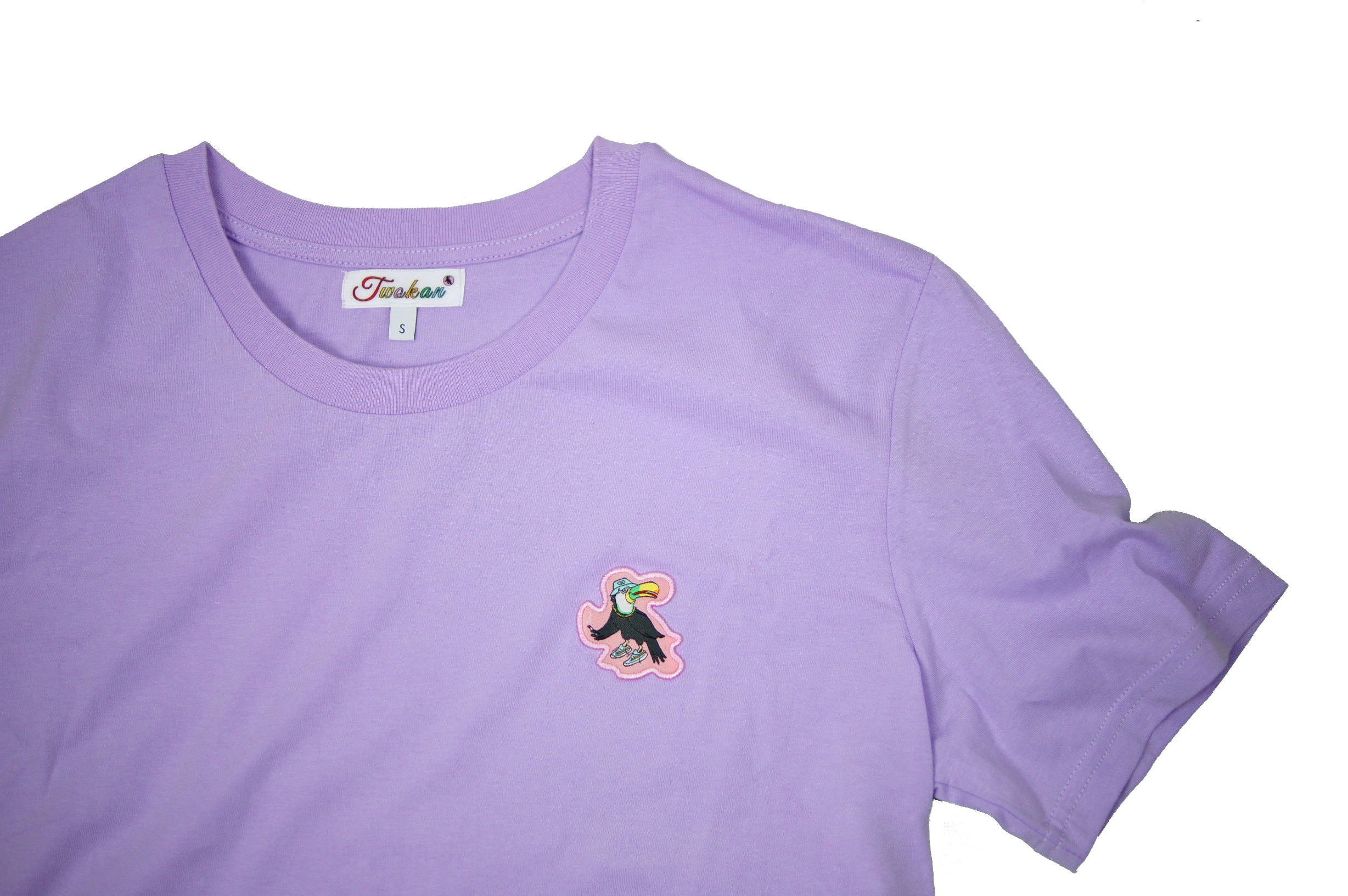 Cloud Twokan Icon Shirt in Lavender