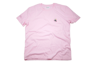 Cloud Twokan Icon Shirt in Pale Rose