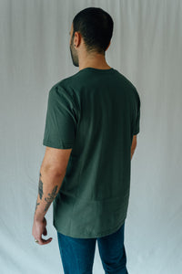 Surfer Twokan Icon Shirt in Leaf Green