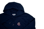 Load image into Gallery viewer, Cloud Twokan Icon Hoodie in Navy Blue