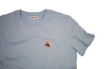 Load image into Gallery viewer, Cloud Twokan Icon Shirt in Light Blue