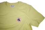 Load image into Gallery viewer, Cloud Twokan Icon Shirt in Light Lemon