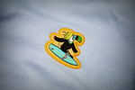 Lade das Bild in den Galerie-Viewer, Surfer Twokan Icon Hoodie in Light Blue