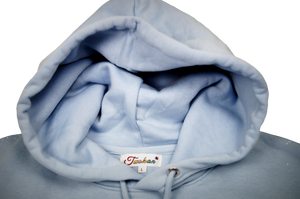 Surfer Twokan Icon Hoodie in Light Blue