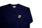 Lade das Bild in den Galerie-Viewer, Jazz Twokan Icon Sweater in Navy Blue