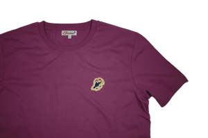 Jazz Twokan Icon Shirt in Orchid Purple