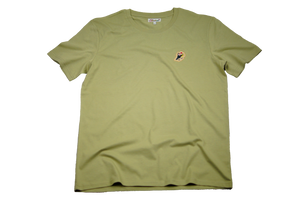 Jazz Twokan Icon Shirt in Pale Olive