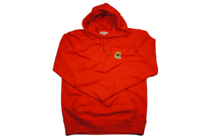 Surfer Twokan Icon Hoodie in Crispy Orange