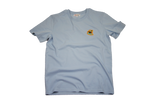 Load image into Gallery viewer, Surfer Twokan Icon Shirt in Light Blue