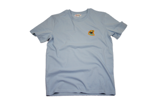 Surfer Twokan Icon Shirt in Light Blue