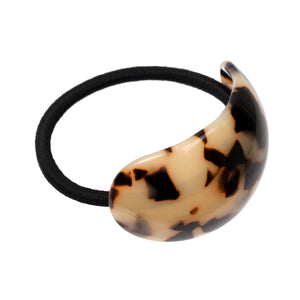 Bibi Hair Tie - Light Tortoise