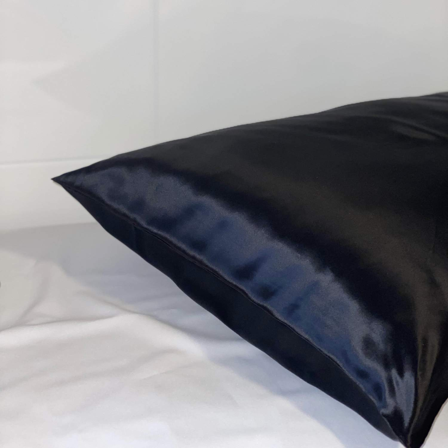 Mulberry Silk Pillow Case (Black)