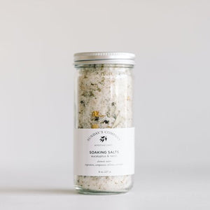 Soaking Salts: Eucalyptus Neroli