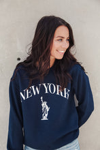 Load image into Gallery viewer, New York State Of Sweatshirt