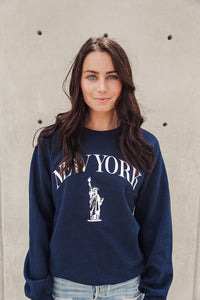 New York State Of Sweatshirt