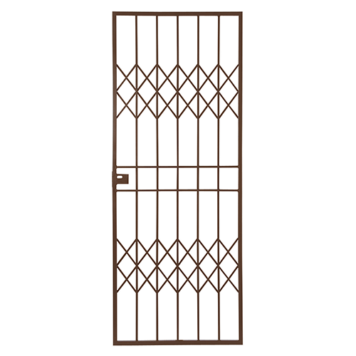 Trellis-gate Lockable Security Gate 770mm x 1950mm