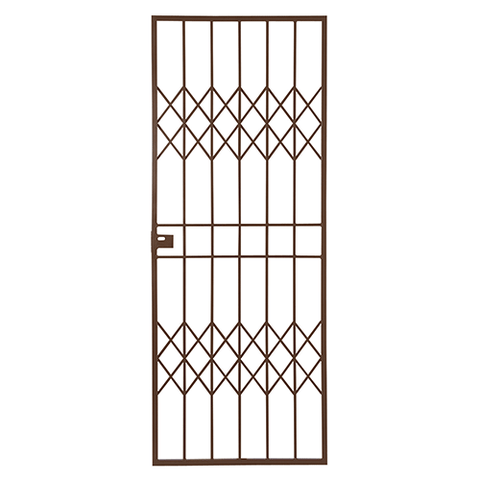 Xpanda Trellis-gate Lockable Security Gate | Security Gate