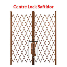 Centre Lock Saftidor - Bronze