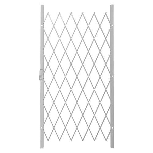 Saftidor B Slamlock Security Gate - 1000mm x 2000mm White