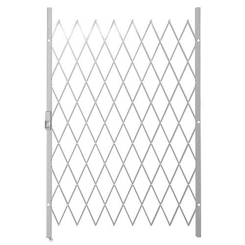 '521401 Xpanda Saftidor D Slam Lock Security Gate - 1300mm White