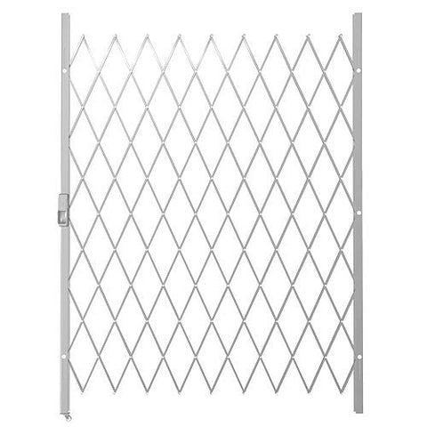 '521501 Xpanda Saftidor E Slam Lock Security Gate - 1450mm White
