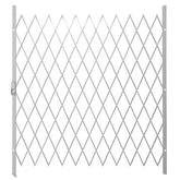 Saftidor G Slamlock Security Gate - 1800mm x 2000mm White