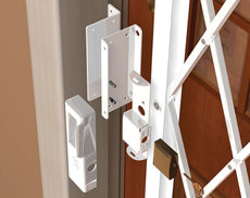 Saftidor Slamlock Kit - White