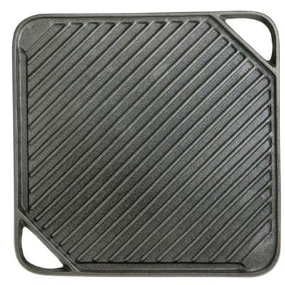 Reversible Cast Iron Square Griddle