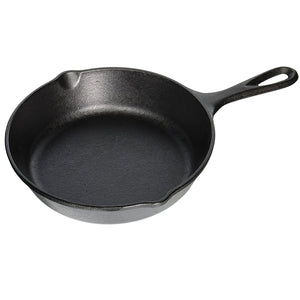 Lodge Cast Iron 8-inch Skillet